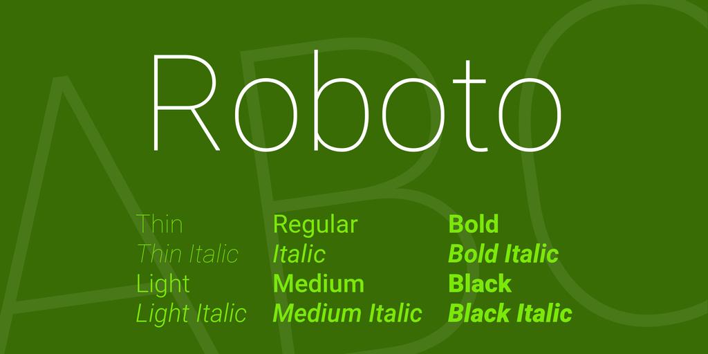 Скачать шрифт roboto-medium